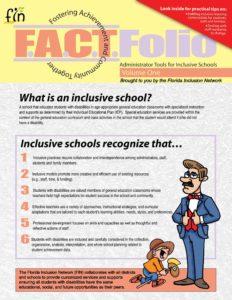 Administrator FACT Folio, volume 1