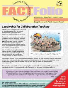 Administrator FACT Folio, volume 3