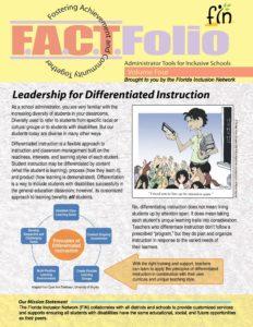 Administrator FACT Folio, volume 4