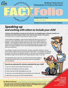 Family FACT Folio, volume 2