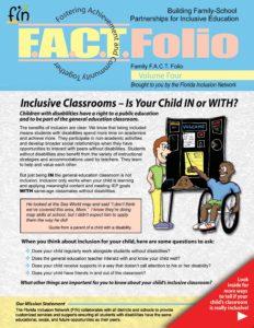 Family FACT Folio, volem 4