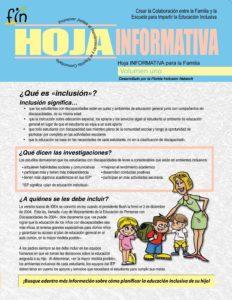 Family FACT Folio, volume 1 (en español)