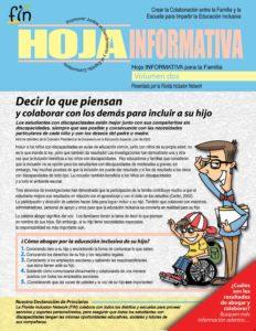 Family FACT Folio, volume 2 (en español)